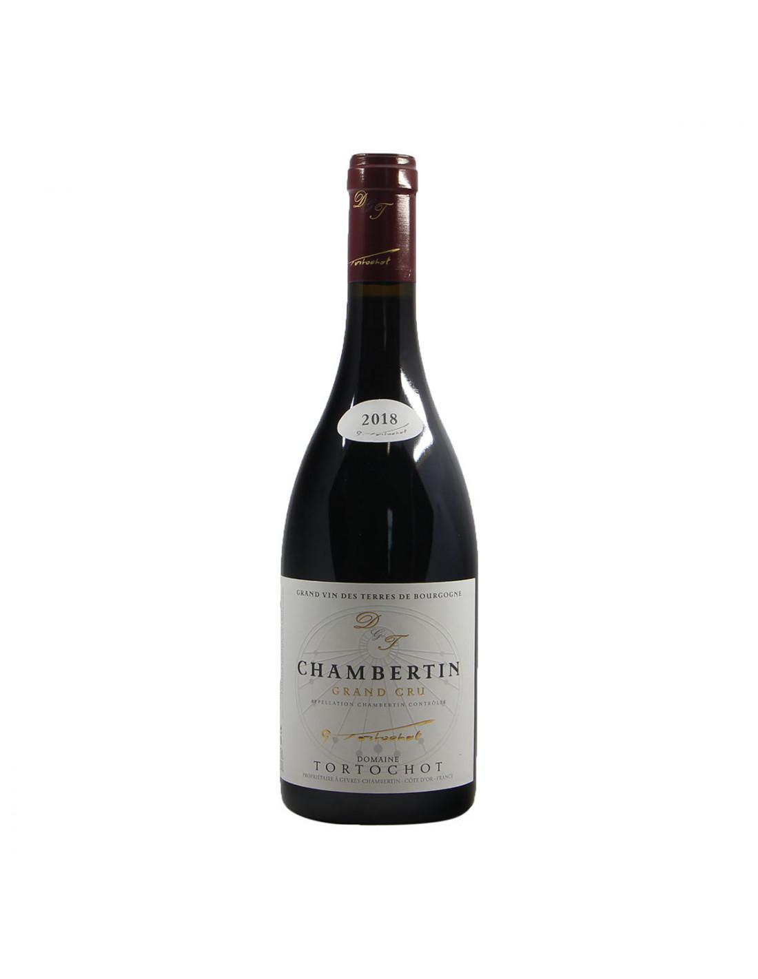 CHAMBERTIN GRAND CRU 2018 TORTOCHOT Grandi Bottiglie