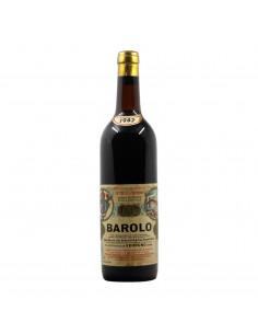 Burlotto Barolo 1967