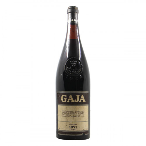 Gaja Barolo Magnum 1971