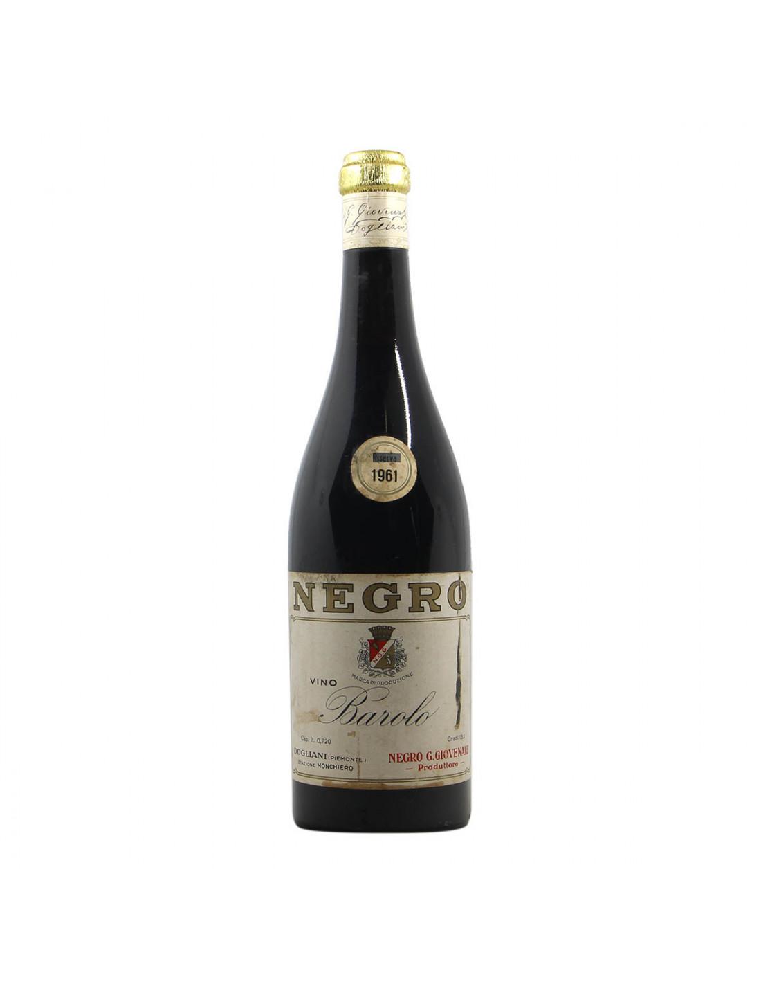 Negro Barolo 1961