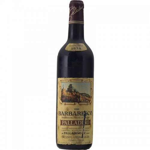 BARBARESCO 1973 PALLADINO Grandi Bottiglie