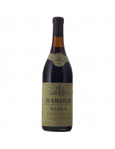 Barolo 1971 KIOLA