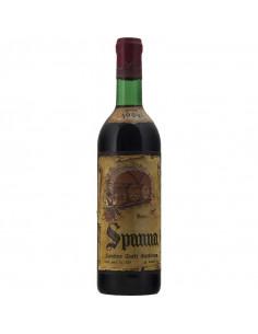 SPANNA RISERVA 1964 CANTINE CURTI Grandi Bottiglie