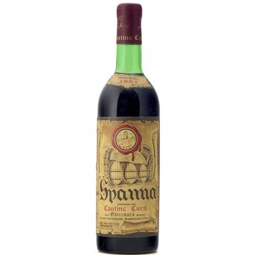 SPANNA 1964 CANTINE CURTI Grandi Bottiglie