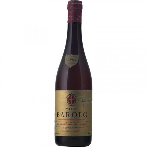 Barolo 1965 MARCARINI