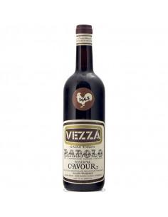 BAROLO RISERVA CAVOUR 1965 VEZZA Grandi Bottiglie