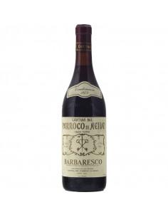 BARBARESCO VIGNETO GALLINA 1975 CANTINA DEL PARROCO DI NEIVE Grandi Bottiglie