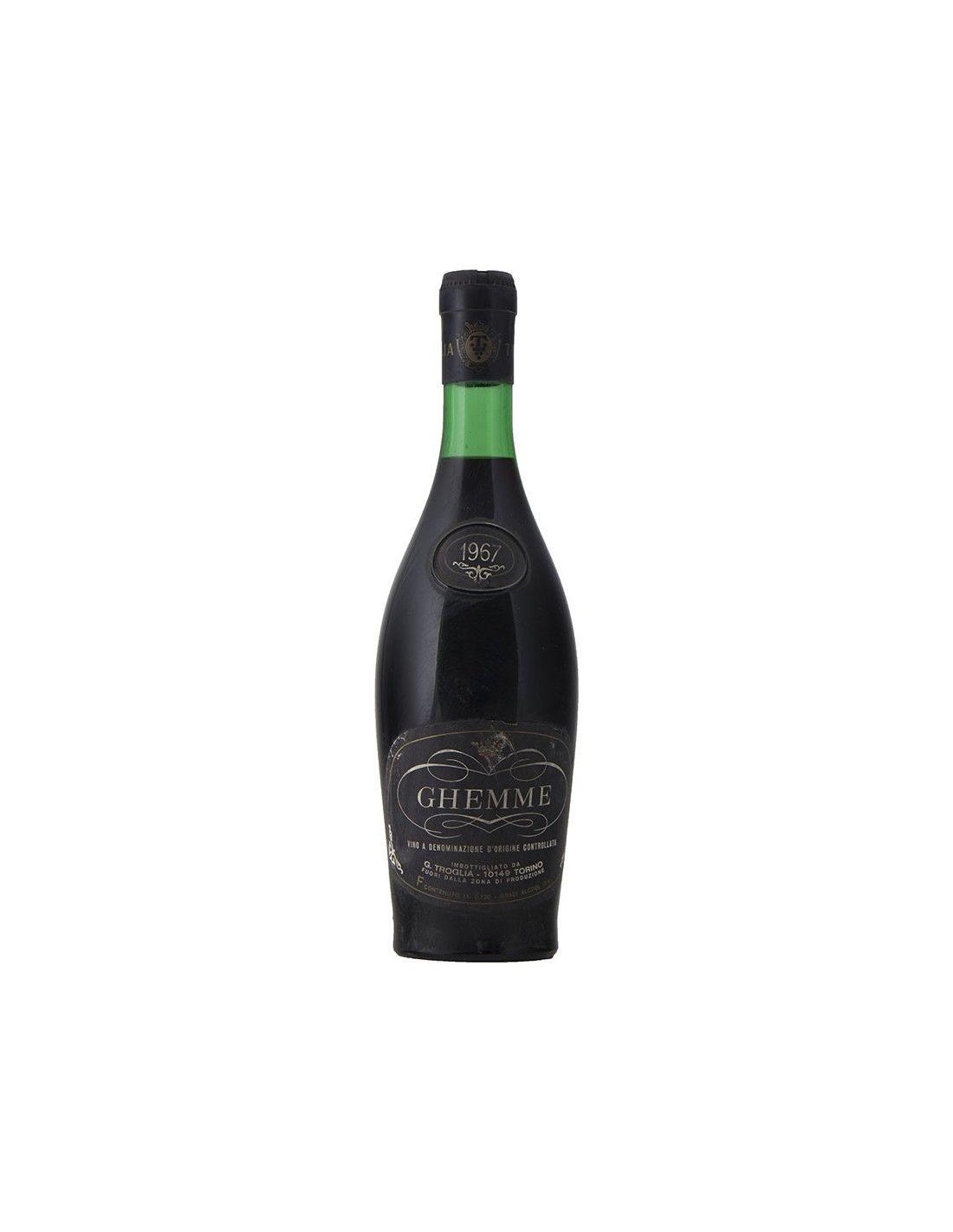 GHEMME 1967 TROGLIA Grandi Bottiglie