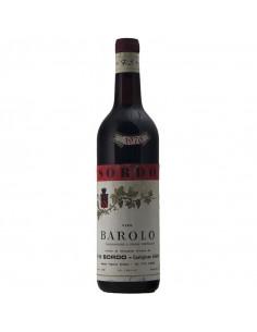 Barolo 1970 FRATELLI SORDO GRANDI BOTTIGLIE