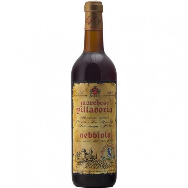 NEBBIOLO 1966 VILLADORIA Grandi Bottiglie