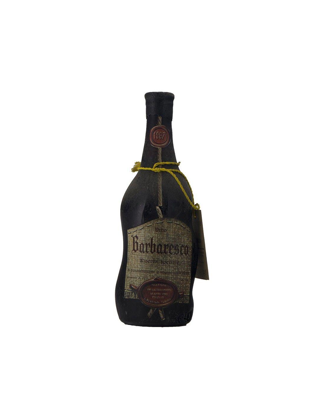 BARBARESCO RISERVA SPECIALE 1967 BERTOLO Grandi Bottiglie