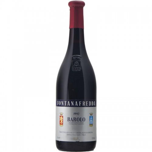 BAROLO 1992 FONTANAFREDDA Grandi Bottiglie