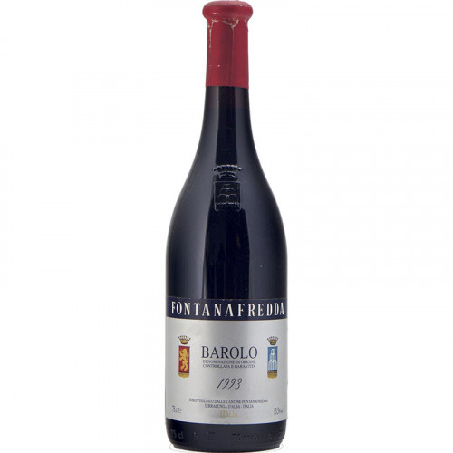 BAROLO 1993 FONTANAFREDDA Grandi Bottiglie
