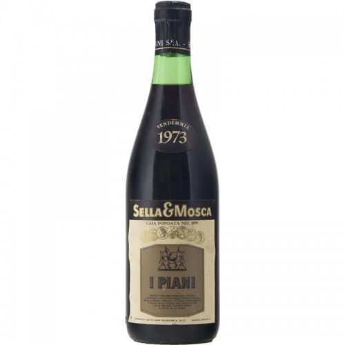 I PIANI 1973 SELLA & MOSCA Grandi Bottiglie
