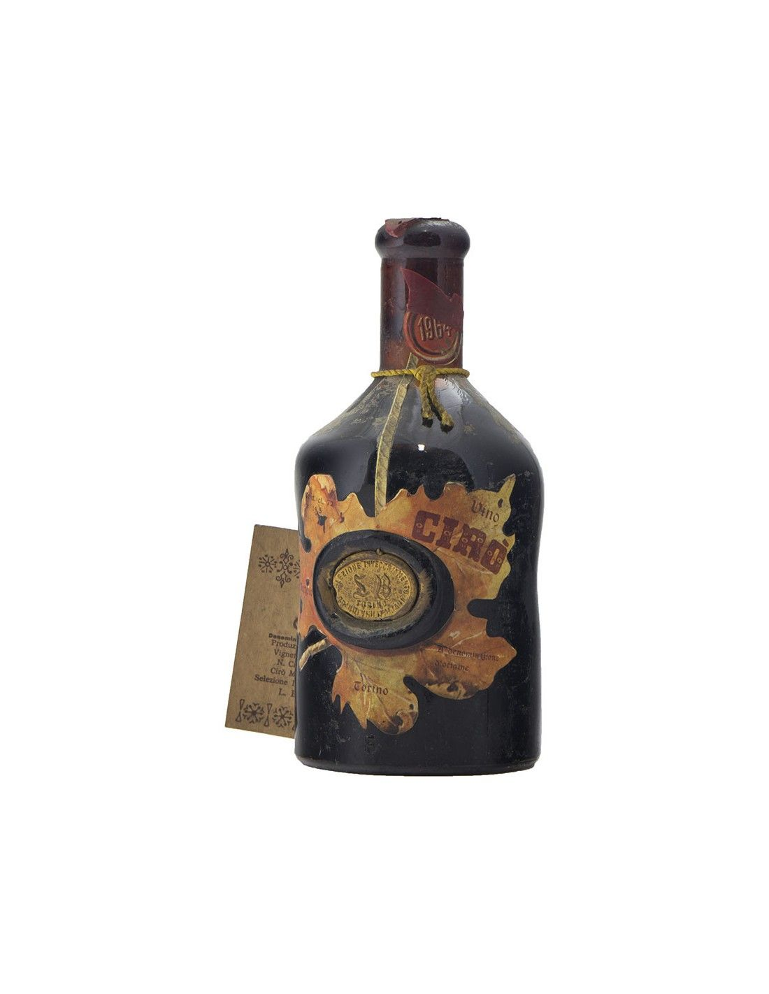 CIRO 1964 BERTOLO Grandi Bottiglie
