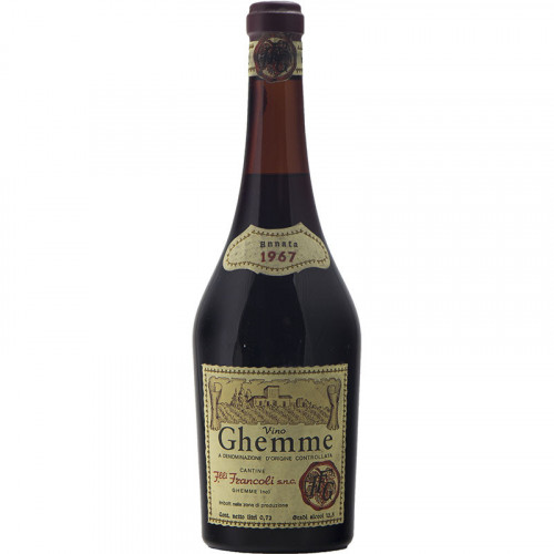 GHEMME 1967 FRANCOLI