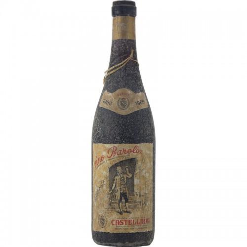 BAROLO 1966 CASTELLANA Grandi Bottiglie