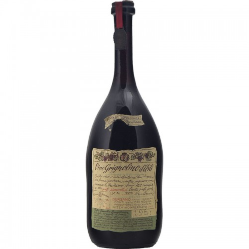 GRIGNOLINO MAGNUM 1967 BERSANO Grandi Bottiglie