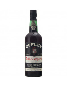 PORT RUBY DUKE OF OPORTO NV OFFLEY FORRESTER Grandi Bottiglie