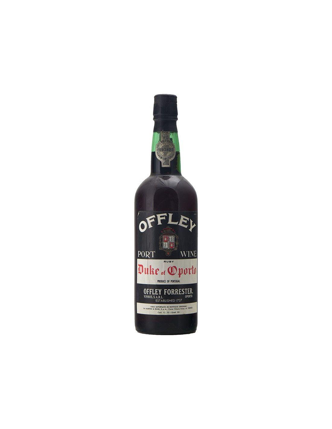 PORT RUBY DUKE OF OPORTO NV OFFLEY FORRESTER Grandi Bottiglie