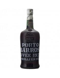 PORT CUVEE VIEILLI EN FUT 1952 BARROS ALMEIDA Grandi Bottiglie