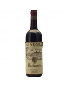 BARBARESCO 1967 LA CA NOVA Grandi Bottiglie