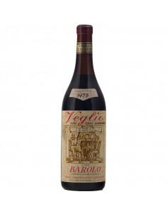 BAROLO 1973 VEGLIO GIOVANNI Grandi Bottiglie