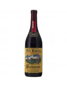 BARBARESCO 1986 FRATELLI ROCCA FU BATTISTA Grandi Bottiglie