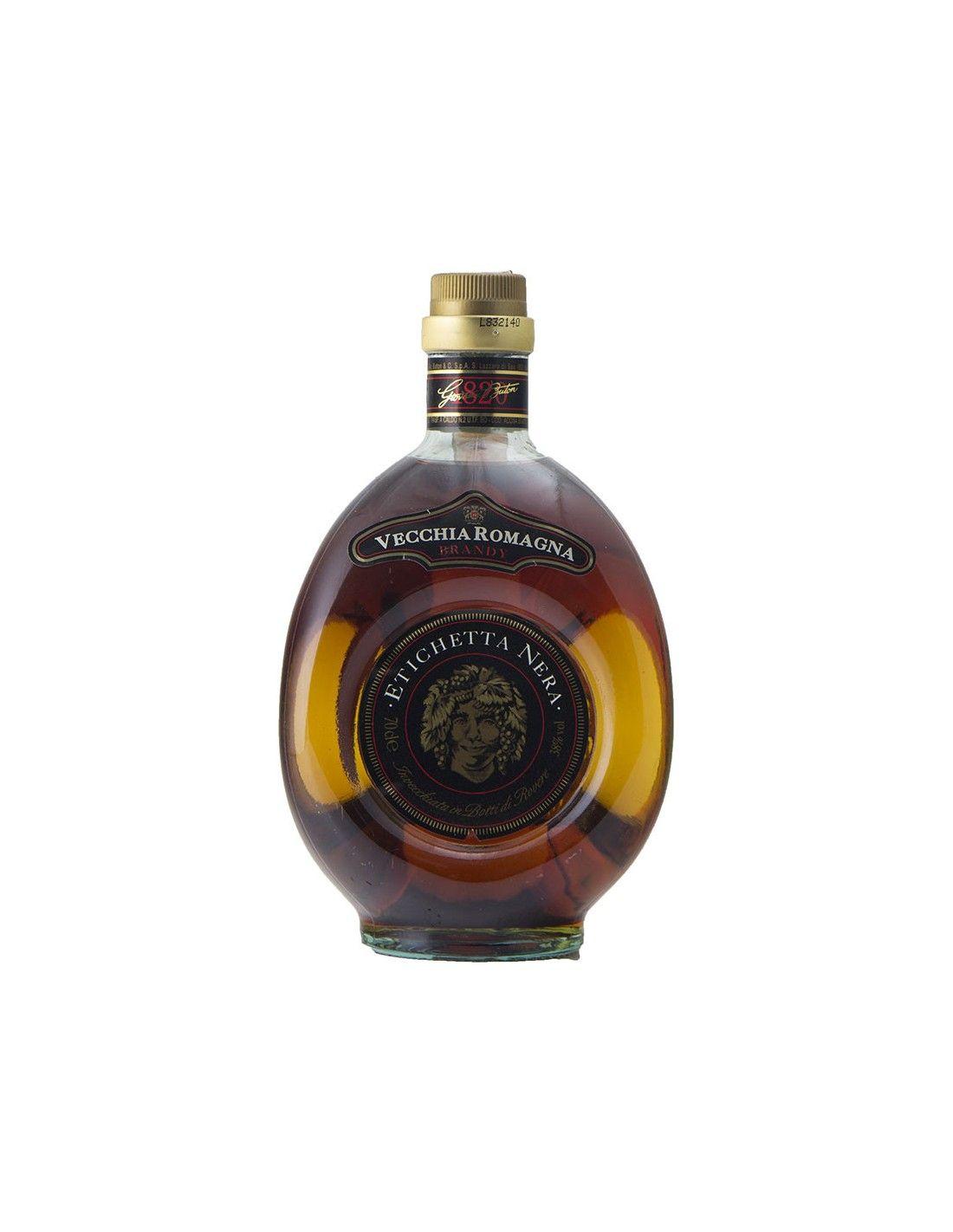 BRANDY ETICHETTA NERA 70 CL NV VECCHIA ROMAGNA Grandi Bottiglie