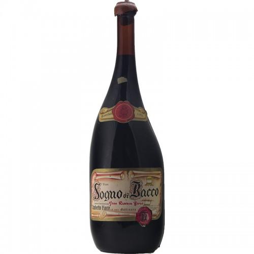 SOGNO DI BACCO GRAN RISERVA 3.78L 1971 UMBERTO FIORE Grandi Bottiglie