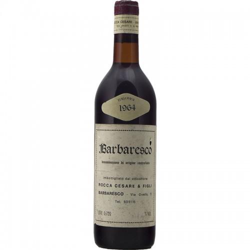 BARBARESCO 1964 CESARE ROCCA Grandi Bottiglie
