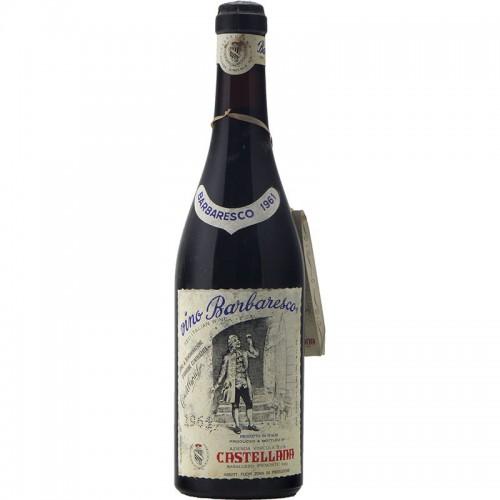 Barbaresco 1961 CASTELLANA GRANDI BOTTIGLIE