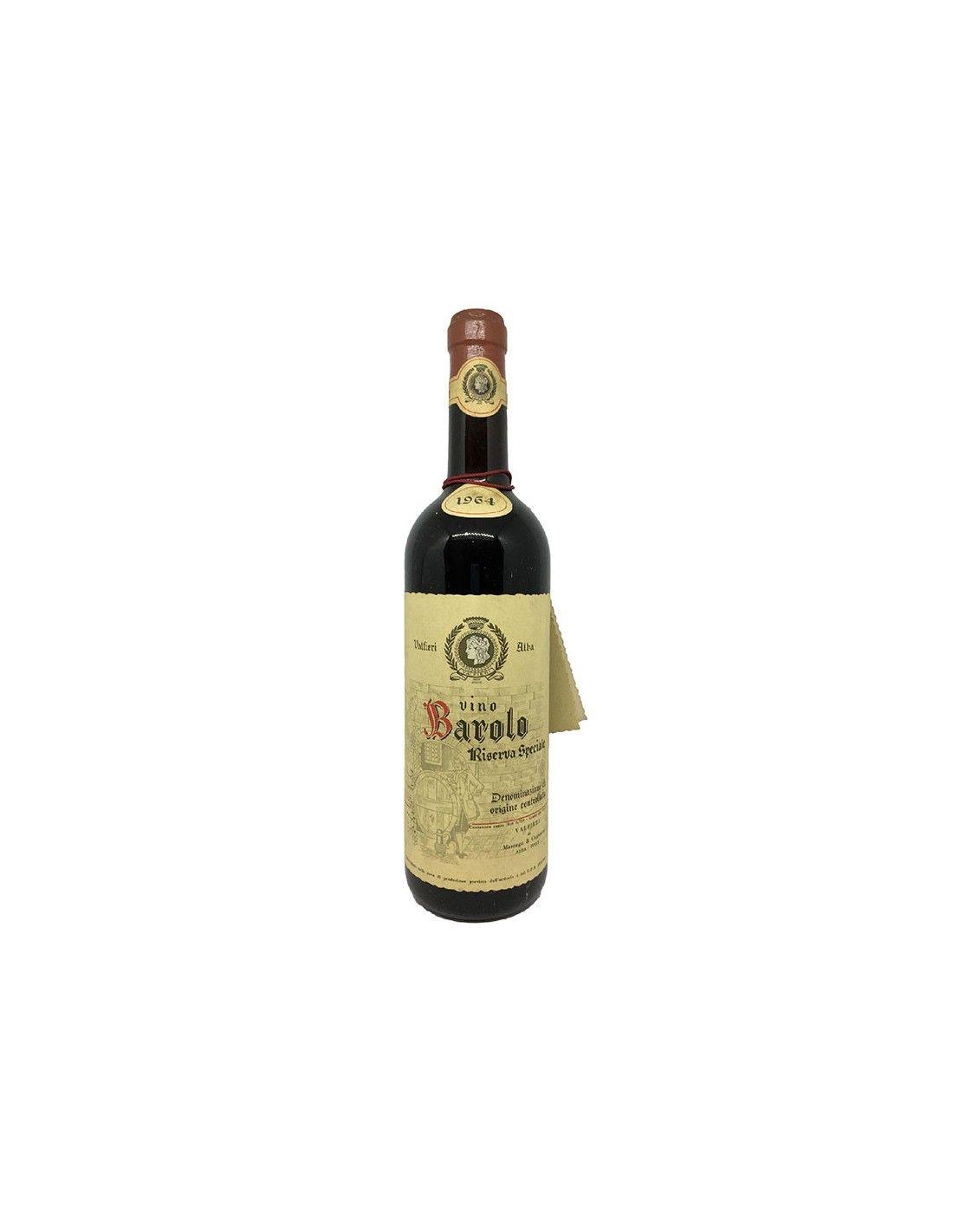 Barolo Riserva Speciale 1964 VALFIERI GRANDI BOTTIGLIE