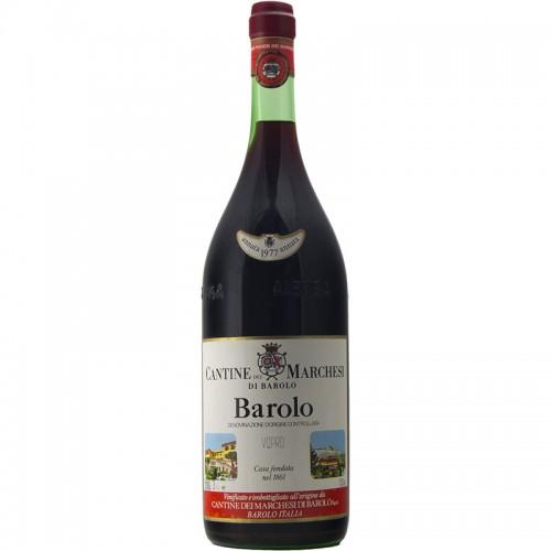 BAROLO DOUBLE MAGNUM 1977 MARCHESI DI BAROLO Grandi Bottiglie