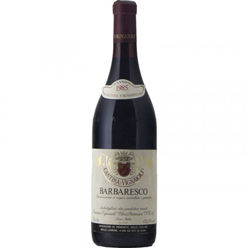 BARBARESCO 1985 CANTINA VIGNAIOLI ELVIO PERTINACE Grandi Bottiglie