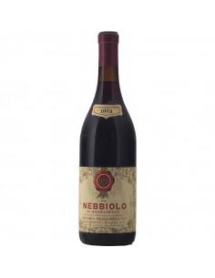 NEBBIOLO 1973 MUSSO Grandi Bottiglie