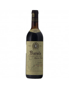 BAROLO RISERVA VALFIERI 1971 VALFIERI Grandi Bottiglie