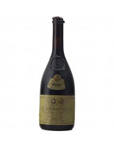 BARBARESCO RISERVA SPECIALE CREMOSINA 1971 BERSANO Grandi Bottiglie