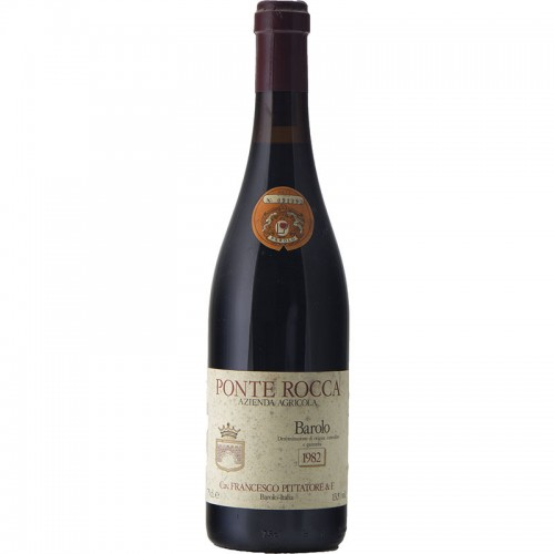 BAROLO 1982 PITTATORE FRANCESCO Grandi Bottiglie