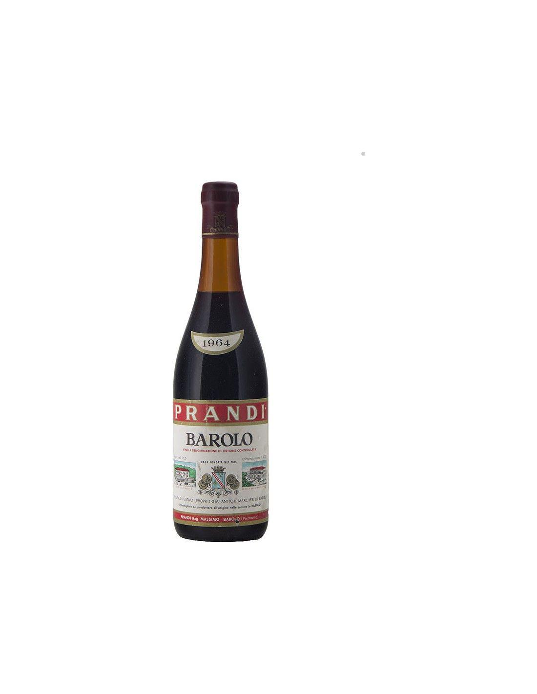 BAROLO 1964 DONATI E PRANDI Grandi Bottiglie