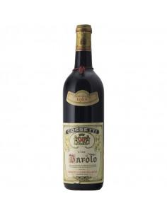 BAROLO 1964 COSSETTI Grandi Bottiglie