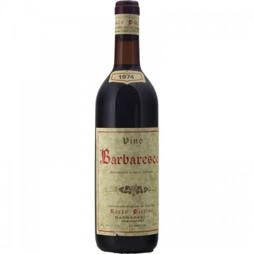 BARBARESCO 1974 ROCCA PIERINO Grandi Bottiglie