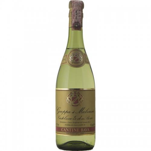 GRAPPA DI MALVASIA DI CASTELNUOVO DON BOSCO 75CL NV BAVA Grandi Bottiglie