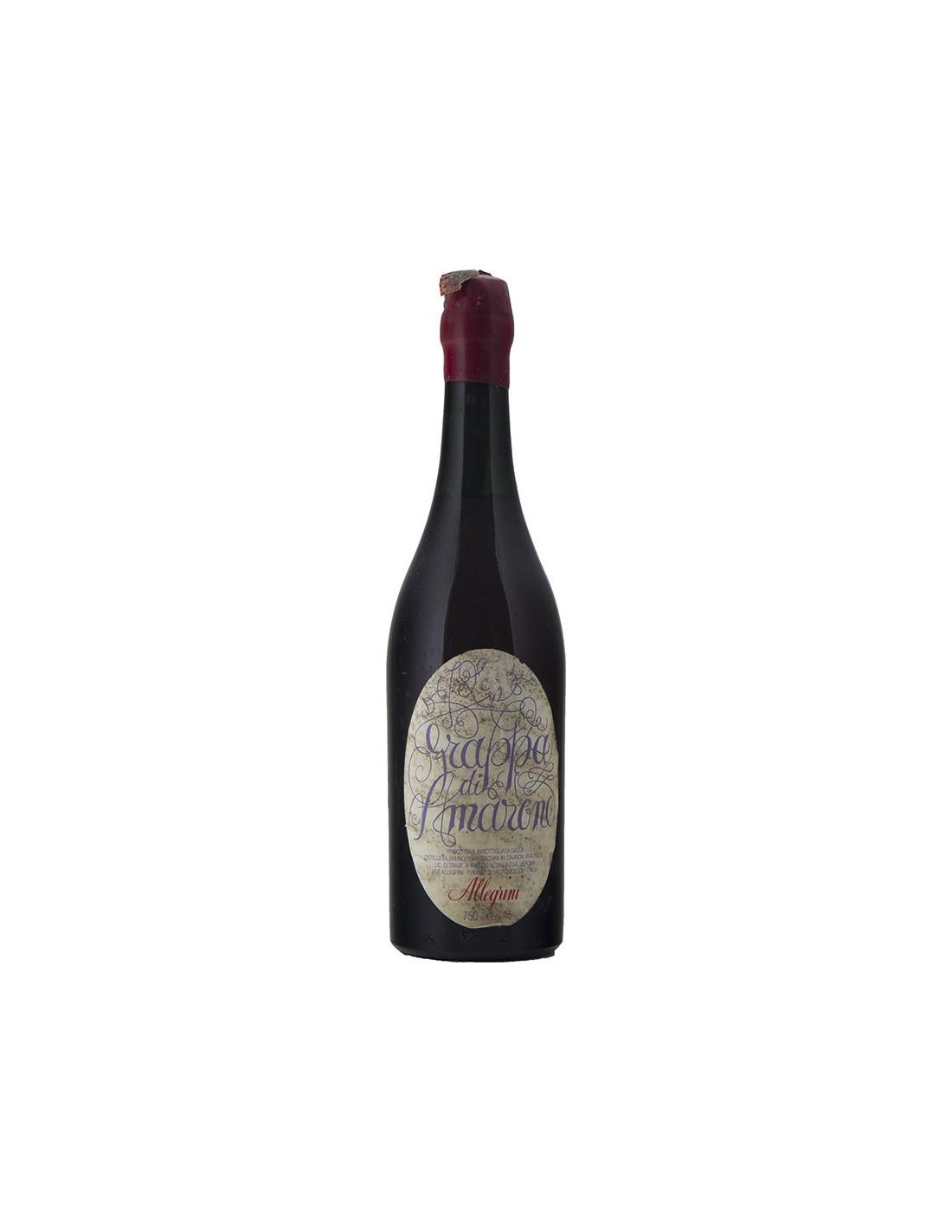 GRAPPA DI AMARONE 75 CL NV ALLEGRINI Grandi Bottiglie