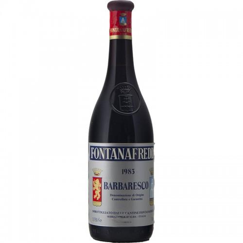 BARBARESCO 1983 FONTANAFREDDA Grandi Bottiglie