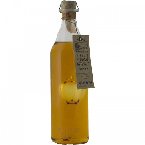 ACQUAVITE DI MELE VIEILLE POMME ROYALE 70CL NV PAUL ETTER Grandi Bottiglie
