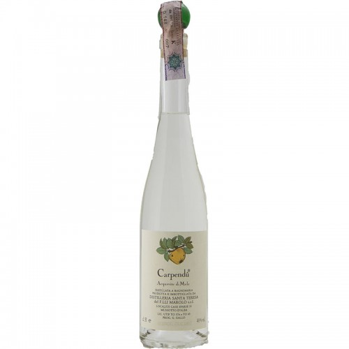 CARPENDU ACQUAVITE DI MELE 50CL NV MAROLO Grandi Bottiglie