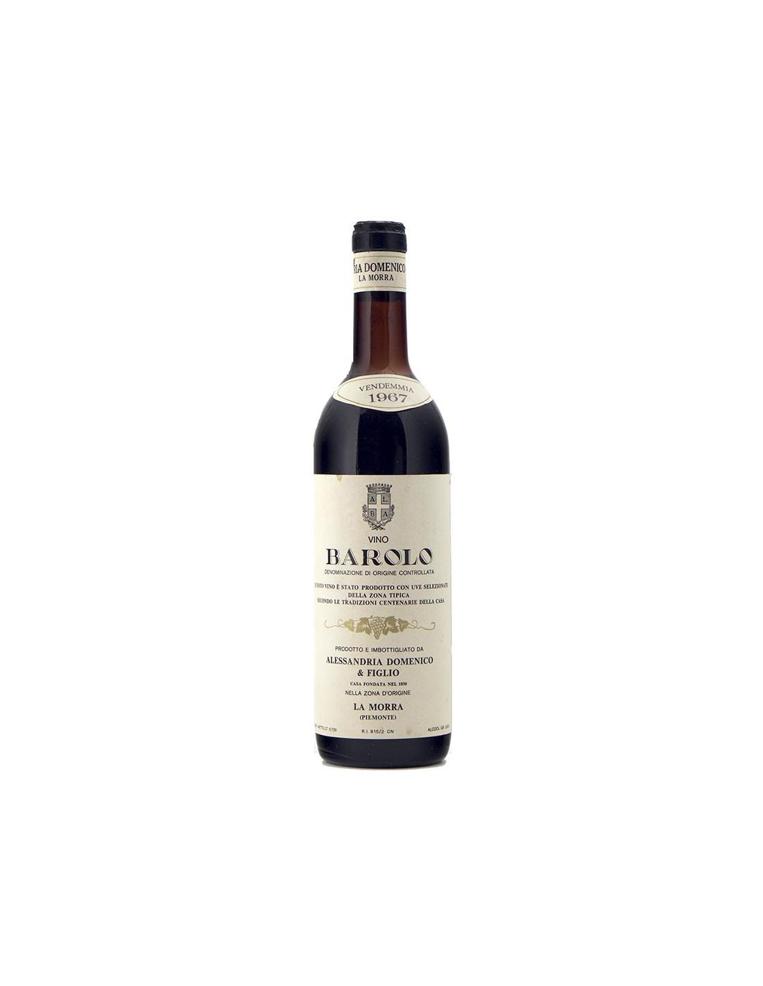 BAROLO 1967 ALESSANDRIA DOMENICO Grandi Bottiglie