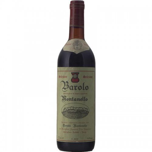 BAROLO 1976 TENUTA MONTANELLO Grandi Bottiglie