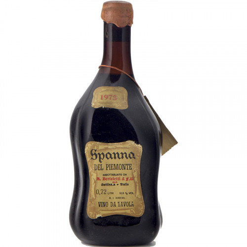 SPANNA DEL PIEMONTE 1975 FRATELLI...